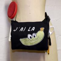 banane pour habilleuse devant