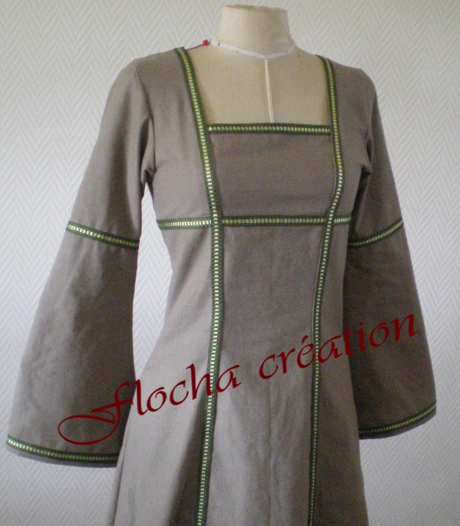 Première robe Mady