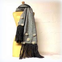 Longue écharpe