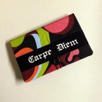 Porte chéquier et cartes